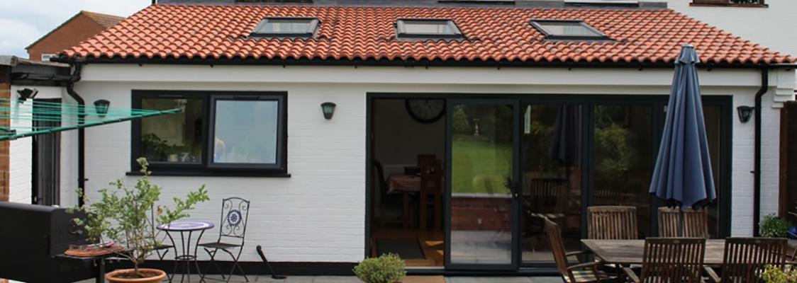 Nottingham Home Extension